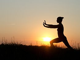 Tai chi healing - the 5 step process
