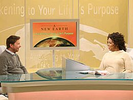 Eckhart Tolle on Oprah - A New Earth