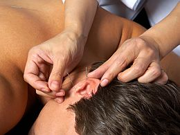 Ear Acupuncture and Auriculotherapy to Calm Your Mind