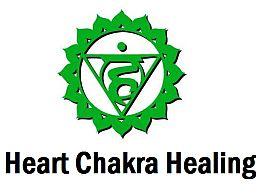 Heart Chakra Healing Symbol