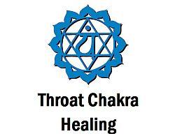 Throach chakra healing symbol