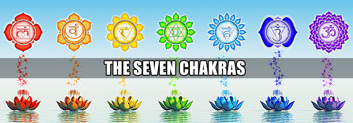 The Seven Chakras What Are The 7 Chakras